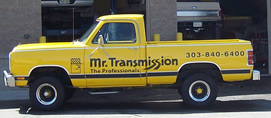 Mr Transmission Truck free towing