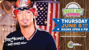 Bret Michaels Concert Tickets Giveaway – Enter to Win