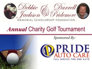 charity golf tournament cDebbie Jackson - Darrell Pridemore charity golf tournament